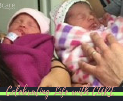 Twins Born to Parents from the USA