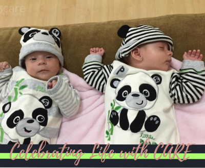 Twins Born to Parent from Australia
