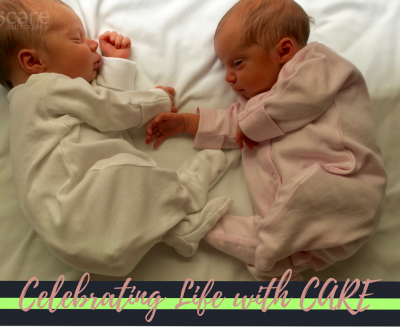 Twins Born to Parents from Canada (UK)